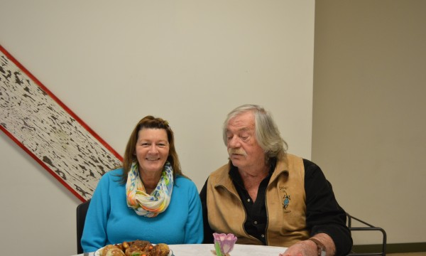 Easter Dinner at Kelowna's Gospel Mission