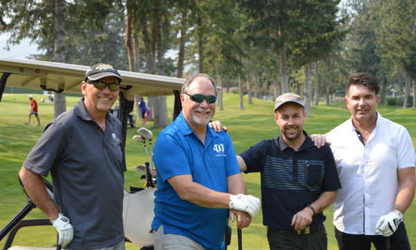 Kelowna's Gospel Mission Charity Golf Classic
