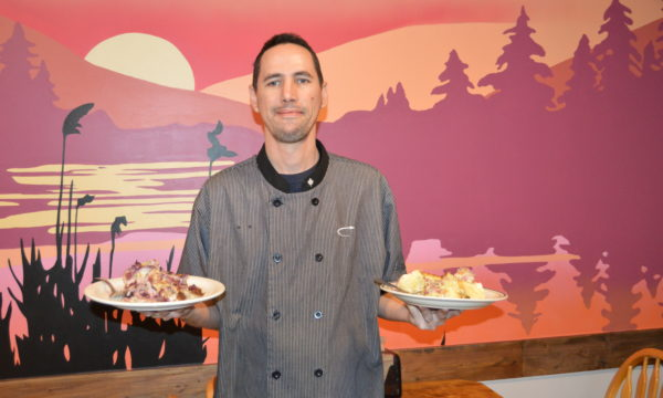 Untold: How cooking helped a Kelowna man stay off the streets
